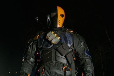 O Exterminador em Arrow.