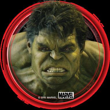 Não espere o Hulk em Guerra Civil.