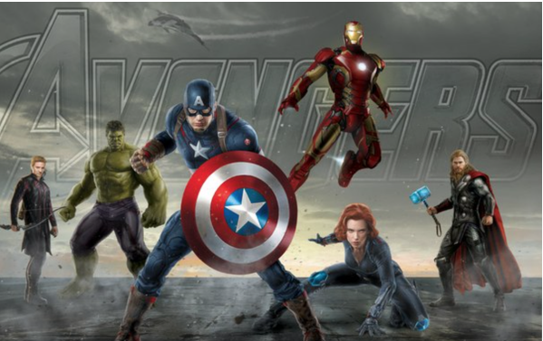 Vingadores: sem cena pós-créditos.