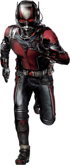 Homem-Formiga: poderes sensacionais na tela.