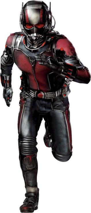 ant-man official running