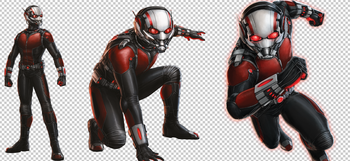 ant-man poster 3 poses