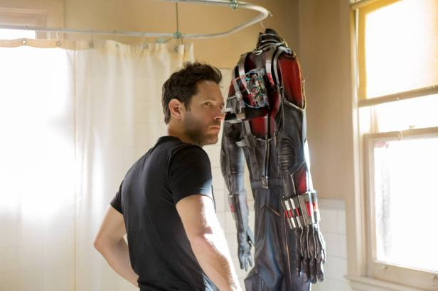 ant-man scott lang and the suit