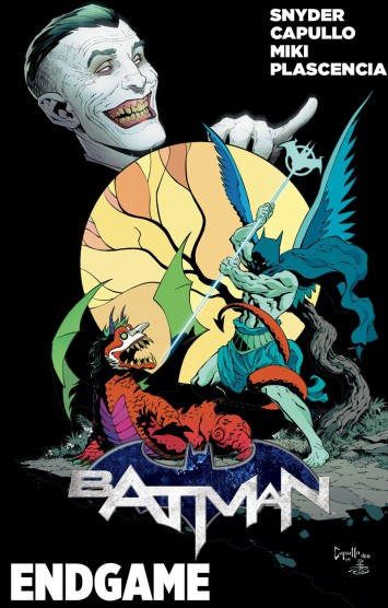 Capa de Batman 40, da DC Comics.