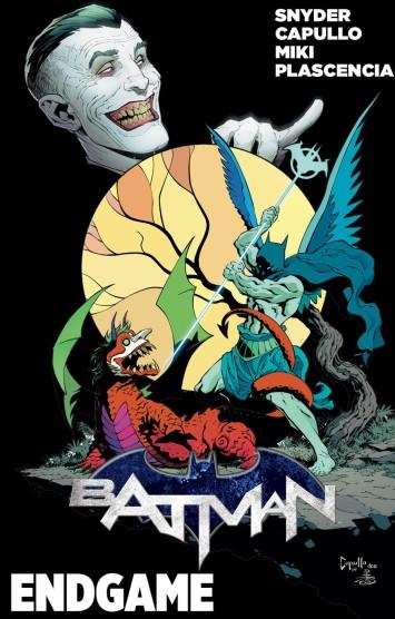 Capa de Batman 40, da DC Comics.