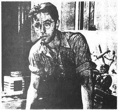 Bill Everett, o primeiro artista.