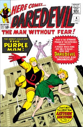 Capa da edição 04 por Jack Kirby.