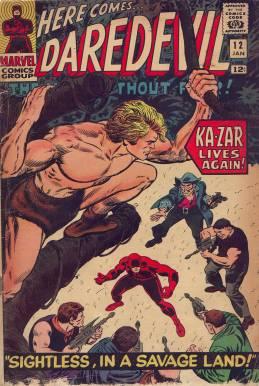 Edição de estreia de John Romita traz arte de Jack Kirby.