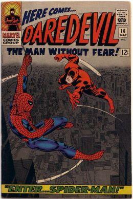 Capa de Daredevil 16 por John Romita.