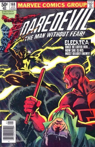 Frank MIller assume os roteiros e revoluciona os quadrinhos.