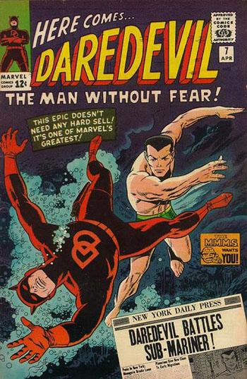 Capa de Daredevil 07 traz a estreia do novo (e definitivo) uniforme do herói.