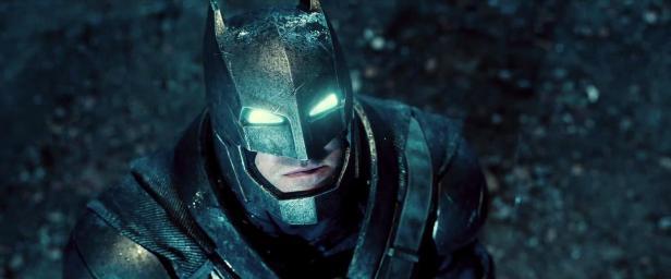 Batman aparecerá um pouco mais...