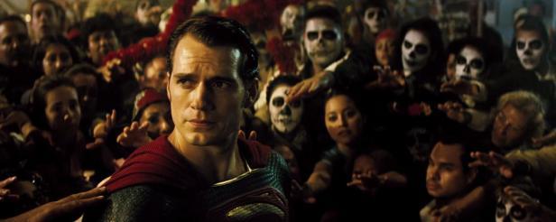 ... pois Superman já teve um filme todo para ele.