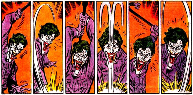 joker kills jason todd by jim aparo