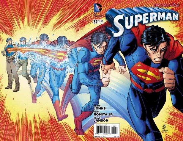 Clark Kent vira o Superman... Não mais?