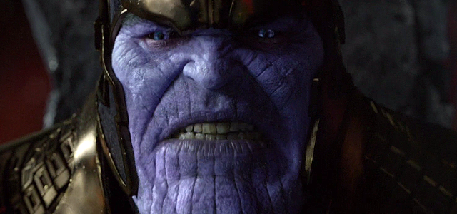 thanos angry guardians of the galaxy