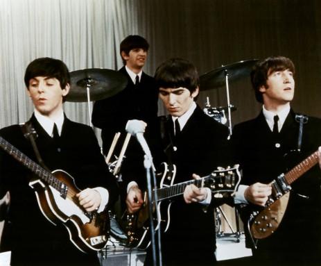 Os Beatles ao vivo em 1964: disco relançado.