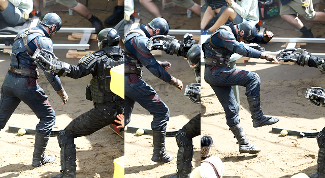 civilwar sets cap vs crossbones (3 pictures)