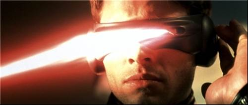 cyclops visor rays from movies