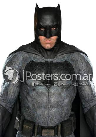 O Batman de Ben Affleck...