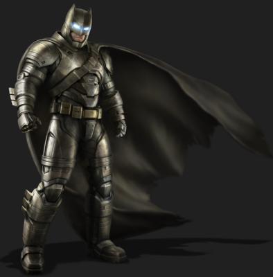 Muito Batman pela frente...