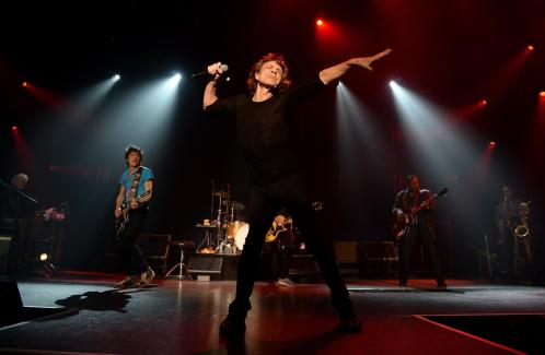 Rolling Stones: pré-venda inicia na segunda.