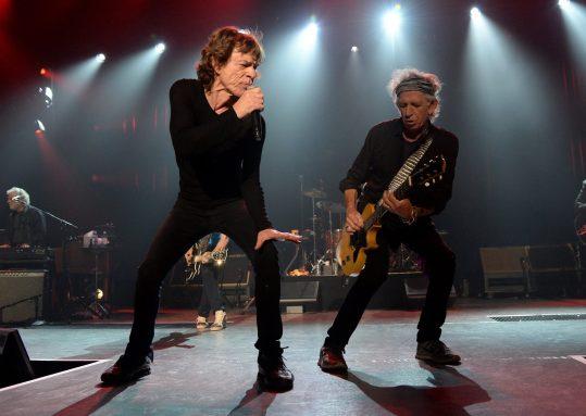 Rolling Stones: Brasil em 2016.