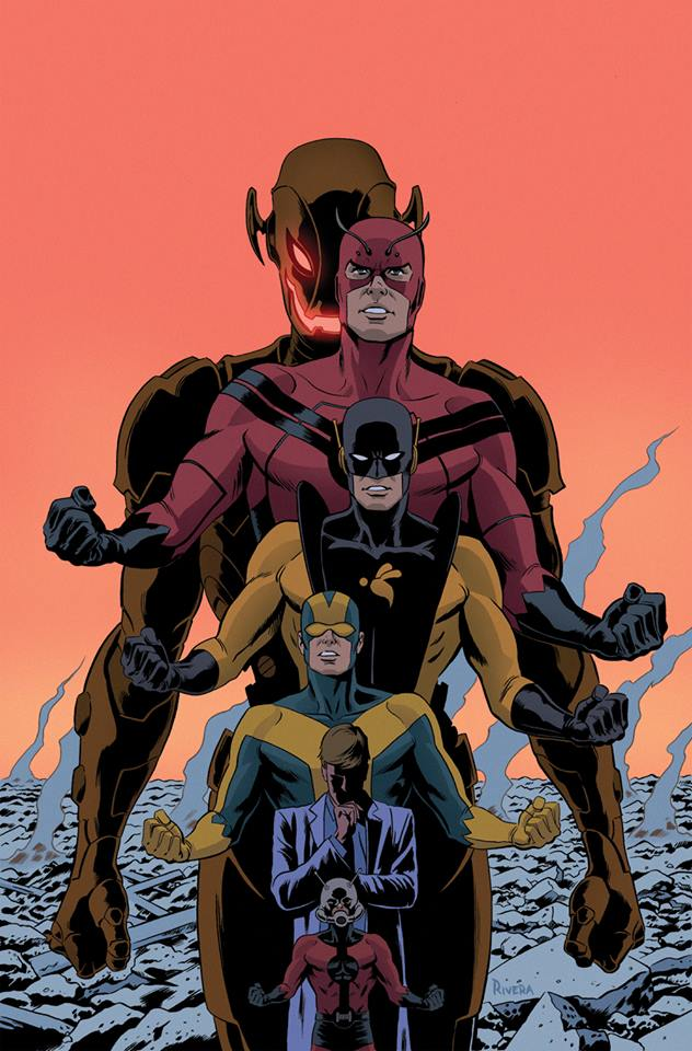 hank pym identitites and ultron