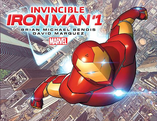 Poster da nova fase do Homem de Ferro.