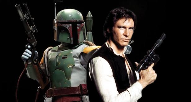 Boba Fett e Han Solo: juntos num filme?