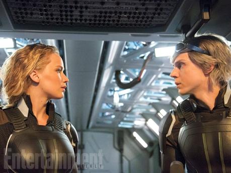Mística (esq.) terá papel de destaque no filme.