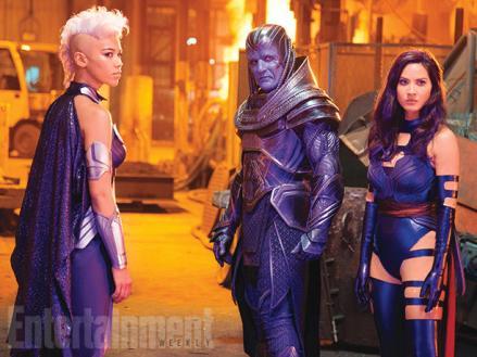 Tempestade, Apocalipse e Psylocke estão no time dos vilões.