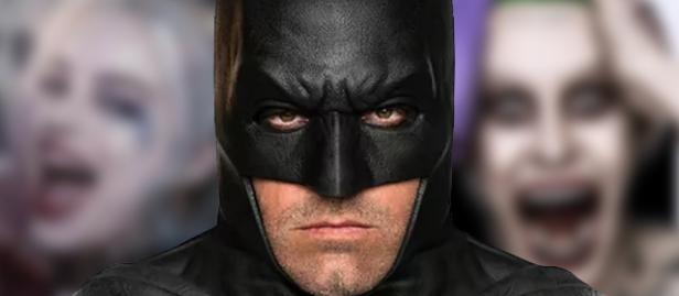 Batman terá ligações próximas com o Esquadrão Suicida.