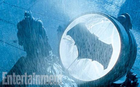 Batman e sua armadura especial: kryptonita.