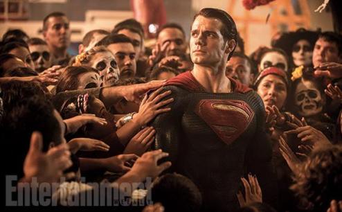 O filme irá questionar o papel do Superman no mundo.