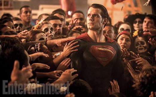 Superma vivido por Henry Cavill.
