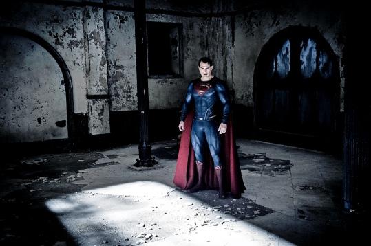 Menos espaço para o Superman? Esperamos que não.