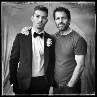 Eli Snyder e o pai Zack: confirmação?