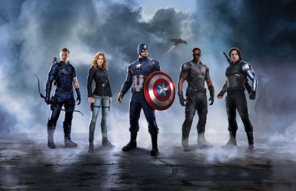 O time do Capitão América.