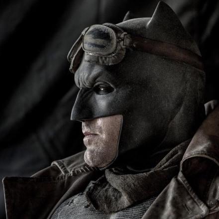 Batman causou boa impressão.