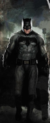 Batman estará no filme!