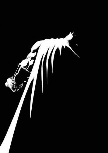 Arte promocional de Andy Kubert para Dark Knight III.