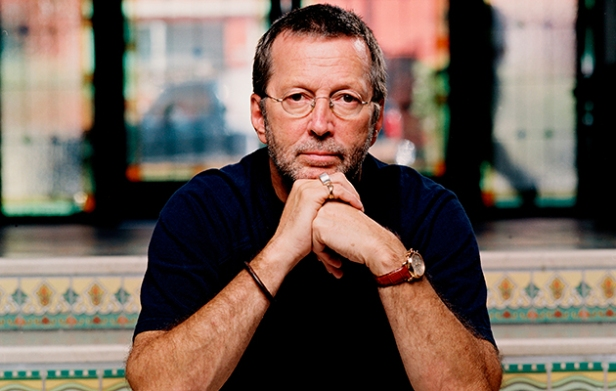 Eric Clapton: filme comemorativo dos 70 anos.
