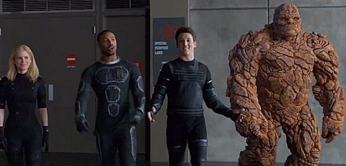 O grupo reunido no novo filme.
