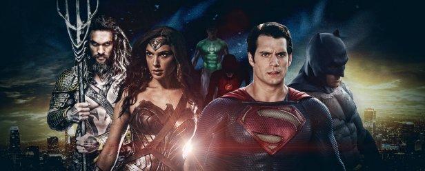 Aquaman, Mulher-Maravilha, Superman e Batman: um alIga da Justiça completa no fim do filme?