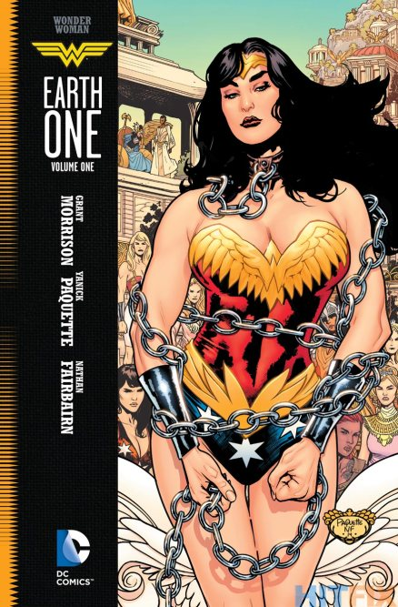 Capa de Earth One.