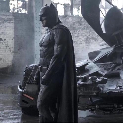 Um Batman assustador.