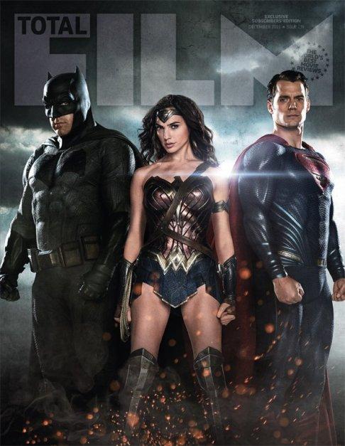 A imagem da capa da Total Film.