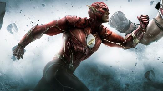Flash: aparição em sonho.