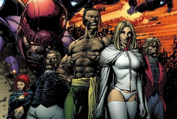 O Clube do Inferno: vilões dos X-Men.